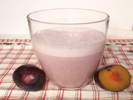 Milk shake con Prugne Bio