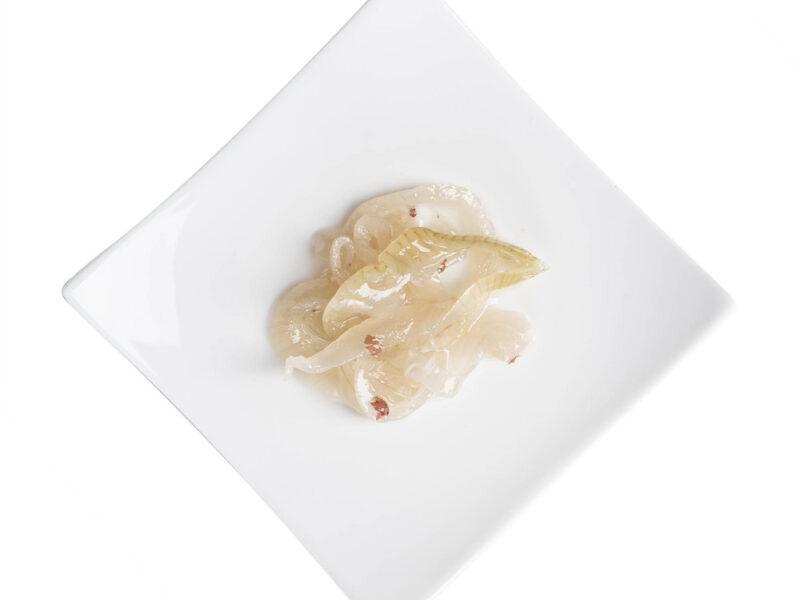 Insalata di Solfì e Filetti di cipolle