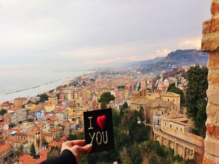 """5 buoni motivi per dirsi """"Ti amo"""" a Grottammare"""