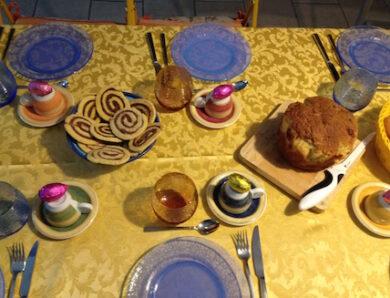 La Colazione di Pasqua della tradizione!!